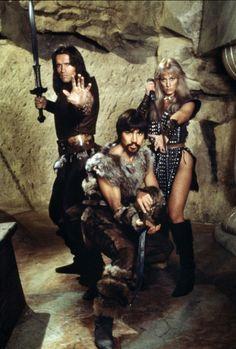 omercifulheaves:  Conan TheBarbarian (1982)