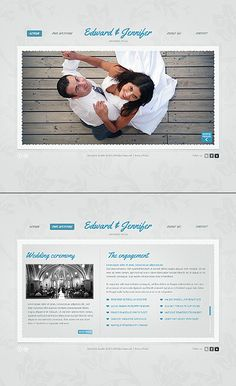 Wide templates inspirations at the Coffee Break? Browse for more Wide templates and Flash templates! // Regular price: $65 // Unique price: $3300 // Sources available: .SWF, .PSD, .FLA // #Flash #Wedding #Flash8 #Widetemplates #Flash #templates