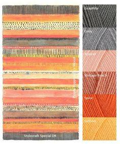 Crochet Blanket Ideas Color Combinations Colour Palettes Ideas For 2019 Yarn Color Combinations, Colour Schemes, Color Patterns, Color Harmony, Color Balance, Pantone, Colours That Go Together, Colour Pallette, Color Swatches