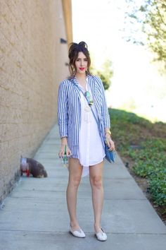 Shirtdress Inspiration For Summer