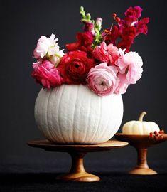 love this chic pumpkin vase! | kelly golightly