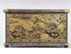 The Mazarin Chest, Japan, ca. 1640 (V&A Museum)