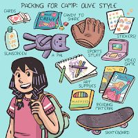 Camp by Kayla Miller, 224 pp, RL 4 Popular Book Series, Book Reviews For Kids, Ya Novels, Club Style, Chapter Books, Reading Material, Great Books, Diy For Kids, Game Art