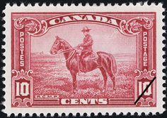 Royal Canadian Mountie