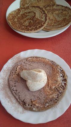 This no all / Disznóól - KonyhaMalacka disznóságai: Tiramisu palacsinta Tiramisu, Croissant, Mousse, Pancakes, Mille Crepe, Crepes, Breakfast, Dutch, Recipe