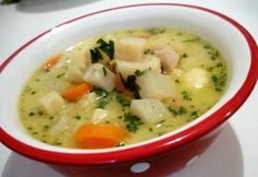 Soups And Stews, Cheeseburger Chowder, Cooking, Recipes, Food, Kitchen, Recipies, Essen, Meals