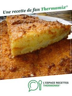 Gâteau craquant pommes noix de coco Crunchy coconut apple cake by elleisab. A fan recipe to find in the Sweet Apple Dessert Recipes, Homemade Cake Recipes, Best Cake Recipes, Apple Recipes, Fancy Desserts, Fancy Cakes, Food Cakes, Oreo Dessert, Easy Delicious Recipes