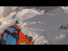Ski FreeRide Hors Piste Les ARCS 2013