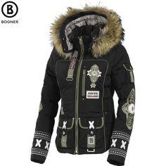 Bogner Pira-D Down Ski Jacket (Women's) #PeterGlenn