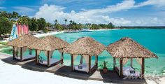 Private Cabana just for you! | Sandals Resorts | Jamaica