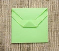 Envelope de Origami 9