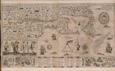 Nouvelle-France de Samuel de Champlain, 1607