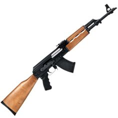 Century Arms Zastava N-PAP Single Stack AK-47 Semi Auto Rifle 7.62x39mm 16 Barrel Stamped Receiver 10 Round Magazine Wood Stock RI2089-N Tactical Rifles, Firearms, Bullet Tattoo, Ak 74, Reloading Ammo, Lethal Weapon, Muscles In Your Body, Hunting Guns, Assault Rifle