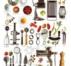 Purchase The Necessary Kitchen Tools And Equipment #Purchase #Necessary # Kitchen #Tools #Equipment #Food #wholetips | Food | Pinterest | Food Part 23