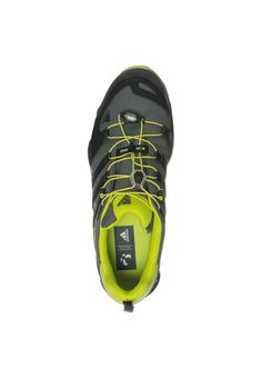 adidas Performance TERREX SWIFT R GTX - Obuwie hikingowe - bas  green black ses 2d837b40ad8
