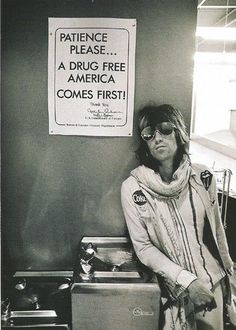 Keith Richards / The Rolling Stones