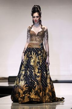The Best Batik Dress Designers Indonesia