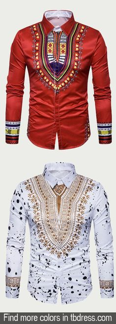 Gorgeous mens african fashion looks 7413 African Fashion Designers, African Men Fashion, Mens Shirts Sale, Men's Shirts, African Attire, African Wear, African Style, African Dress, Mode Masculine