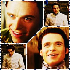 Richard Madden as Prince Charming In Cinderella 2015