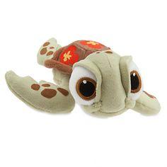 Squirt Plush - Finding Nemo - Mini Bean Bag - 7 1/2'' | The Disney Store