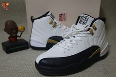 on sale 9c963 8d328 Authentic Air Jordan 12 Chinese New Year basketball shoes