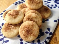 Get Cinnamon Sugar Buttons Recipe from Food Network