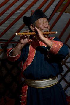Ikh limbe (flute), Mongolia