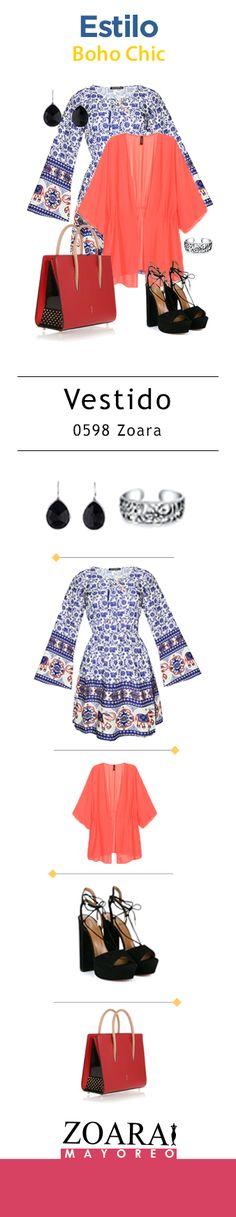 Boho style de Zoara. #outfit #outfitoftheday #garigoleado