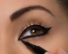 Feline liner de dramatische eyeliner techniek!