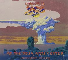 Like It Is-Yes Live At The Mesa Arts Center [2 CD/DVD Combo] Frontiers Music Srl http://www.amazon.com/dp/B00WN515N6/ref=cm_sw_r_pi_dp_6dxOwb17Z4SF4