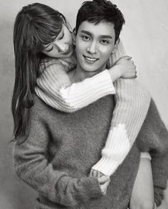 Bomi x Choi Tae Joon for InStyle Korea, December 2016