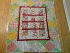 Another Project  Linus  Quilt