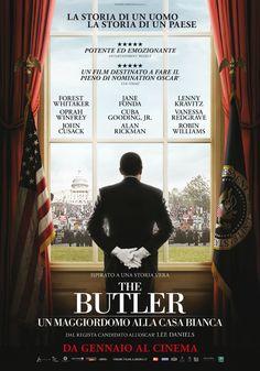The Butler - Un maggiordomo alla Casa Bianca, dal 1° gennaio al cinema.