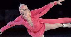 83 illetve 79 évesek voltak, amikor ismét jégre léptek – az olimpiai bajnok férj és feleség meghódította a közönséget Scandal, Aurora Sleeping Beauty, Sport, Concert, Life, Amazing, Culture, Deporte, Sports