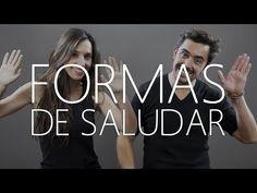 Formas de Saludar - YouTube