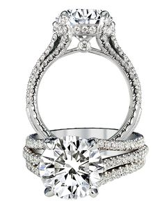 Jack Kelege KGR 1023 Engagement Ring - The Knot