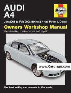 audi 4000 sedan and coupe for 1980 thru 1987 haynes repair manual rh in pinterest com 1989 Audi 5000 1990 Audi 100