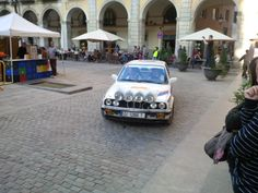 Classic Car Rally, Plaza Independencia