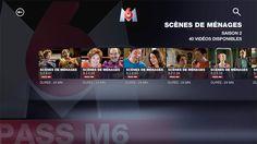 VOD : L'APPLICATION M6 DISPONIBLE SUR XBOX 360, - Communiqués de presse Microsoft