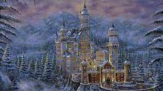 Beautiful Castle By Robert Finale wallpaper