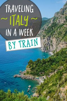 Traveling Italy in a