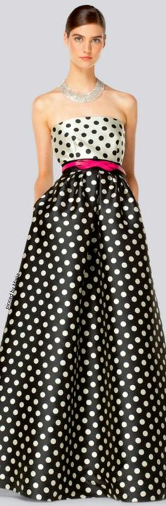 black white and red belt polka dot dress...be fit.. Both time and money needs to…