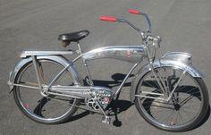 Retro Bicycle, Old Bicycle, Bicycle Art, Old Bikes, Bicycle Design, Velo Vintage, Vintage Bicycles, Cruiser Bicycle, Wheeling