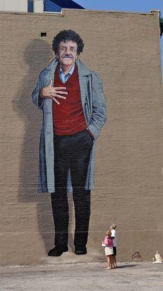 Un Kurt Vonnegut gigante!