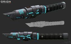 Lightsaber Design, Custom Lightsaber, Lightsaber Hilt, Lightsaber Handle, Star Wars Droids, Star Wars Rpg, Star Wars Jedi, Star Wars Guns, Firearms