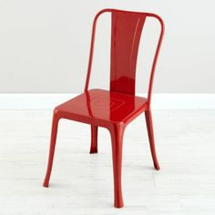 Iron Rich Play Chair (Red)  | The Land of Nod