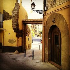 La Porteta. Huesca