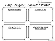 Ruby Bridges | Readers theater, Bridges and Activities