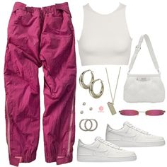 Cute Outfits For School, Teenage Girl Outfits, Teen Fashion Outfits, Cute Casual Outfits, Stylish Outfits, Summer Outfits, Cool Street Fashion, Cute Fashion, Indie