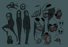Spooky Scary, Creepy Art, Jack Creepypasta, Creepy Pasta Family, Eyeless Jack, Jeff The Killer, Arte Horror, Diabolik Lovers, Slayer Anime